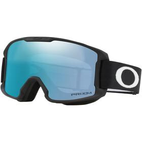 Oakley Line Miner Lunettes de ski Enfant, matte black/w prizm snow sapphire iridium